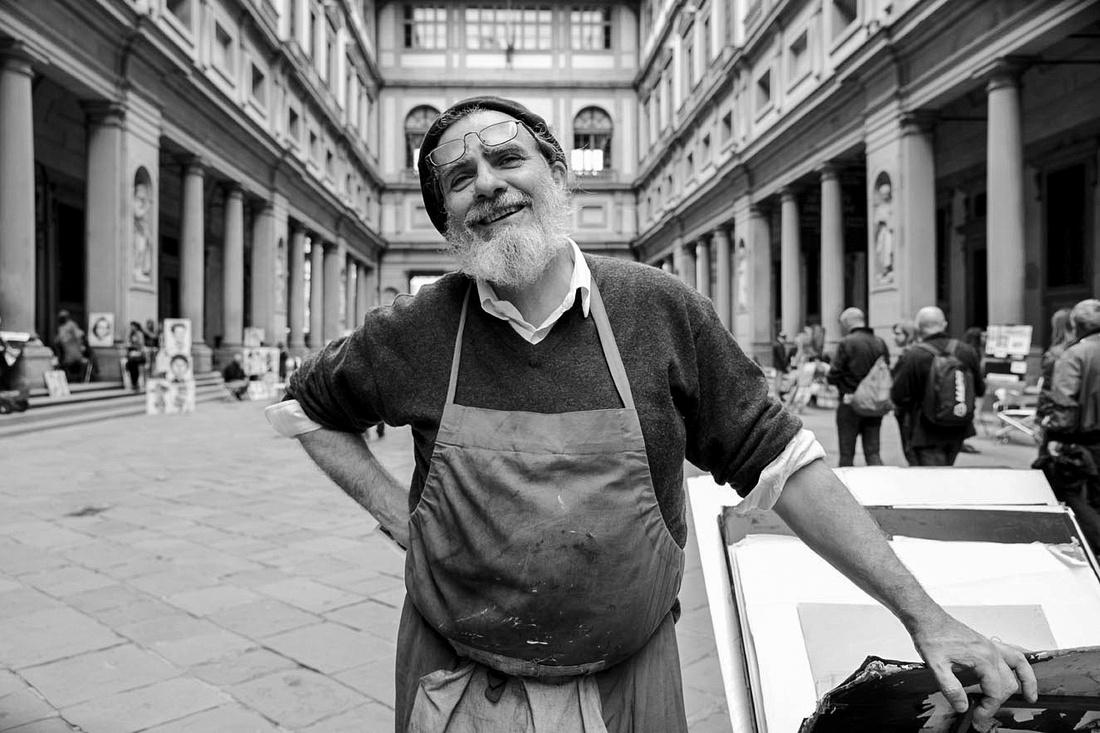 Marco Ramazzotti - 26 ans dans la rue